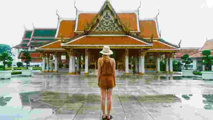 """Os templos de Bangcoc ainda guardam instruções dos """"manuais do amor"""" - Getty Images"""