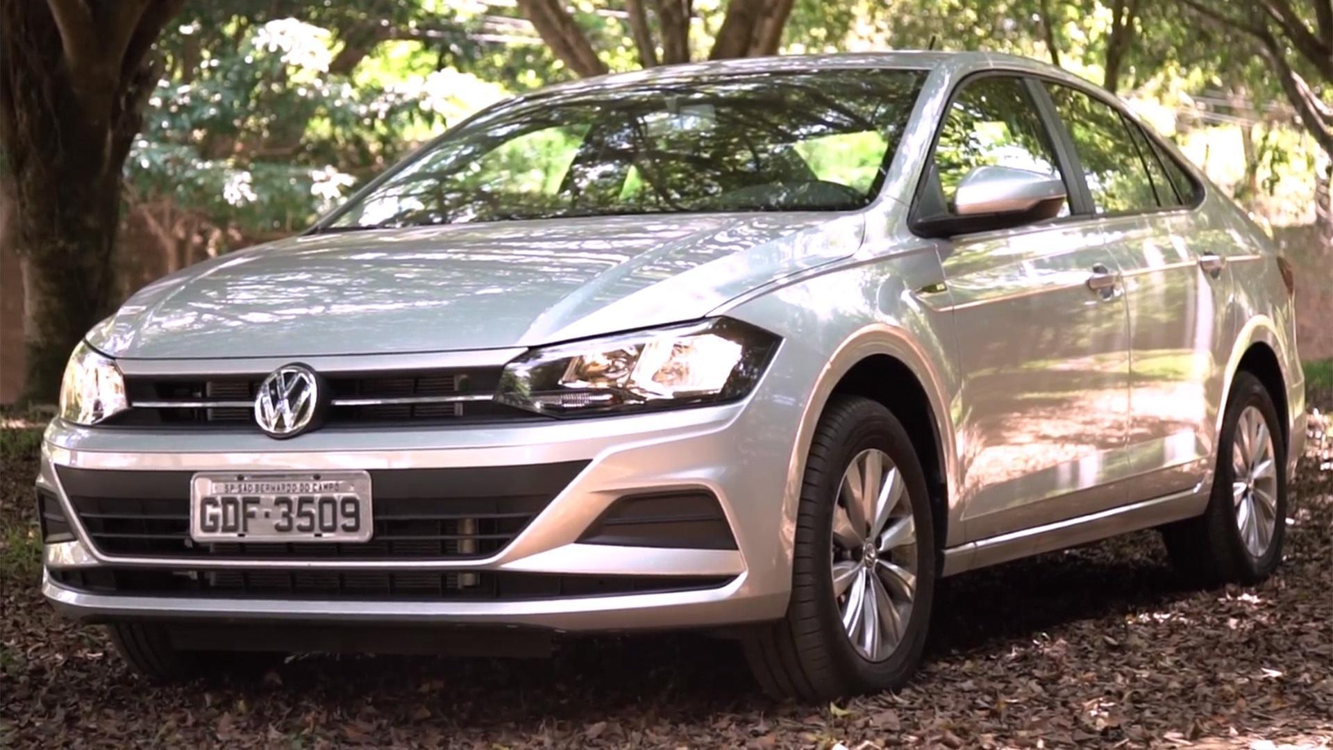 Avaliação  como anda o Volkswagen Virtus 1.6 MSI de R  65 mil 8437e300767d9