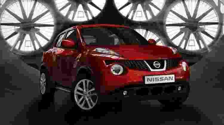 Nissan Juke - Divulgação - Divulgação