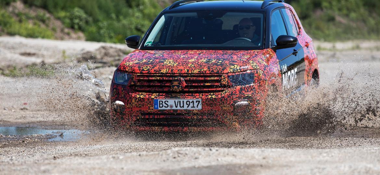 Europeus puderem experimentar até mesmo a variante a diesel do T-Cross - Divulgação