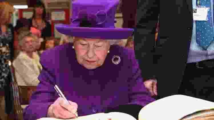 Rainha Elizabeth II - Eamonn M. McCormack - WPA Pool/Getty Images - Eamonn M. McCormack - WPA Pool/Getty Images