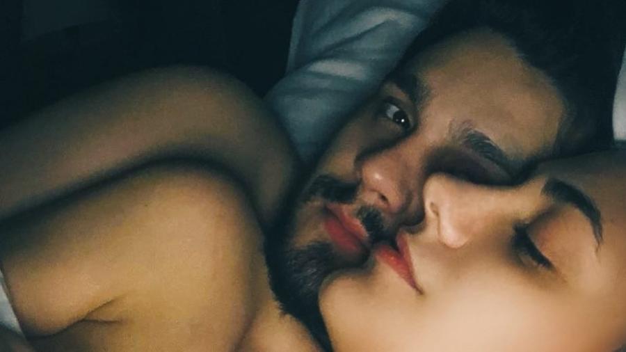 Luan Santana e Jade estão juntos há quase dez anos - Reprodução/Instagram/@luansantana