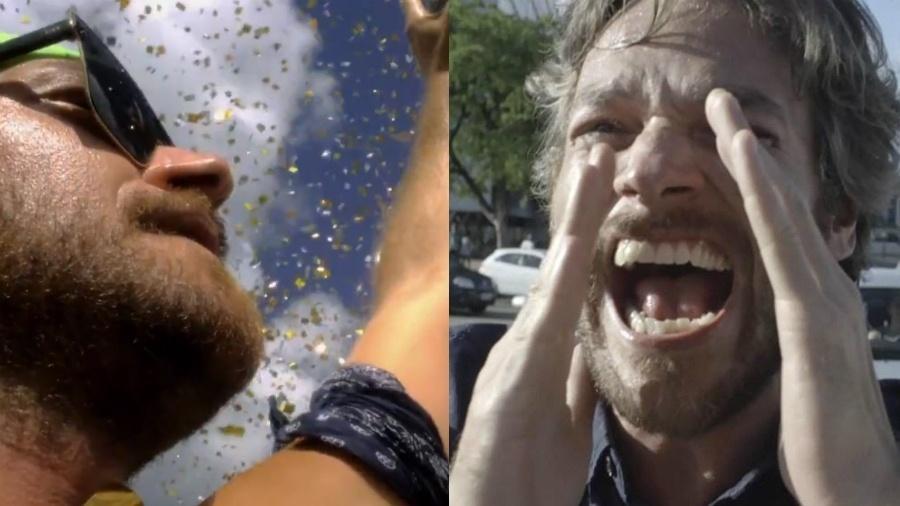 """Beto Falcão teve trajetória atrapalhada em """"Segundo Sol"""" - Reprodução/Globo/montagem/UOL"""