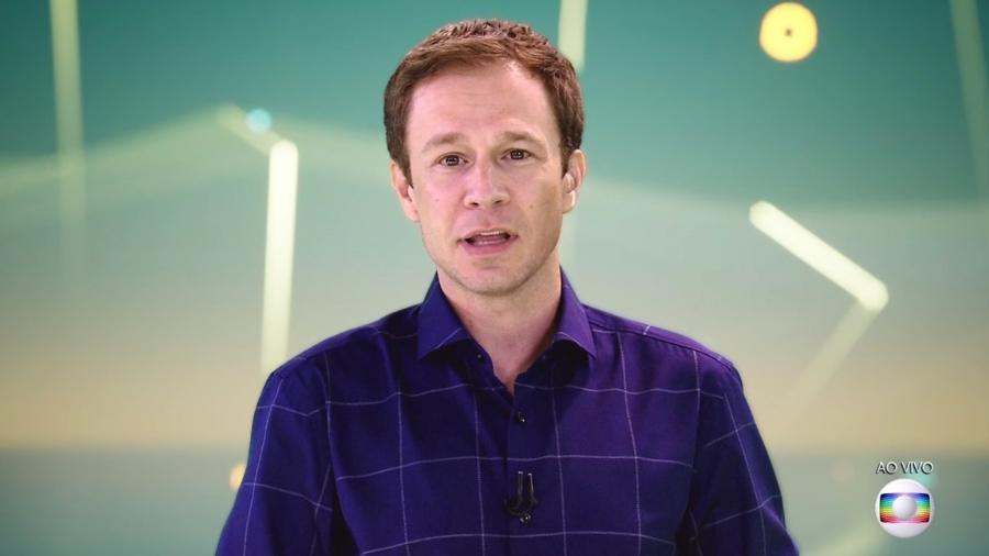 Tiago Leifert fala sobre a formação do próximo paredão do programa - Reprodução/GloboPlay