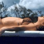 Claudia Leitte aos 5 meses de gestação - Reprodução/Instagram