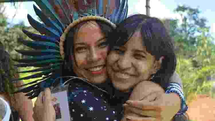 Daiara e Renata - Arquivo pessoal