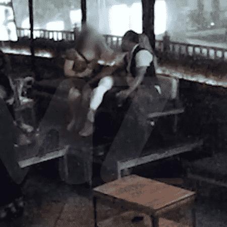 Vídeo mostra Cuba Gooding Jr. apalpando mulher - Reprodução/TMZ