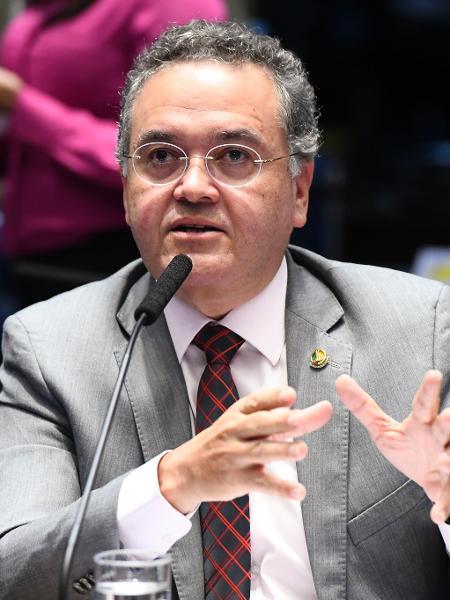 O senador Roberto Rocha (PSDB-MA), presidente da comissão mista da proposta de reforma tributária - Moreira Mariz/Agência Senado