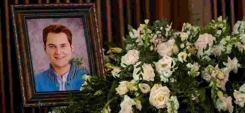 O funeral de Bryce em 13 Reasons Why - Reprodução/Twitter