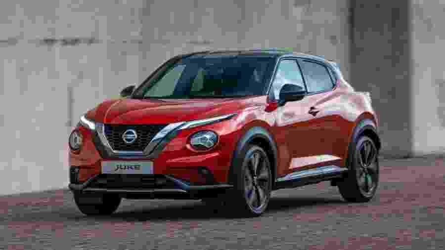 Novo Nissan Juke - Divulgação/Nissan