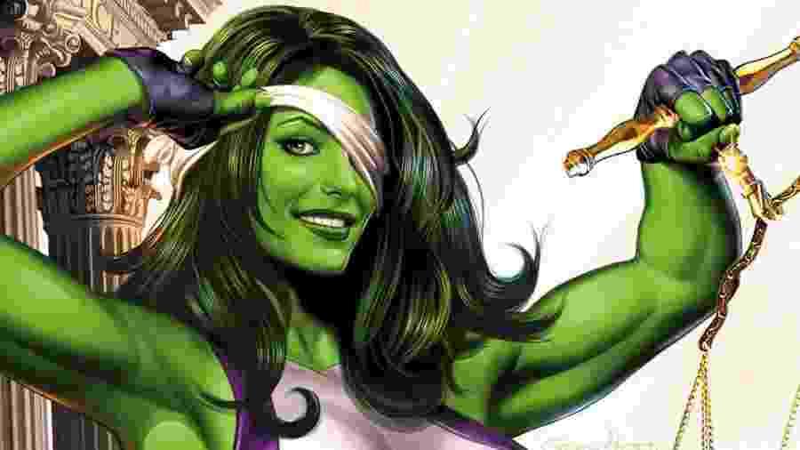 Mulher-Hulk - Reprodução