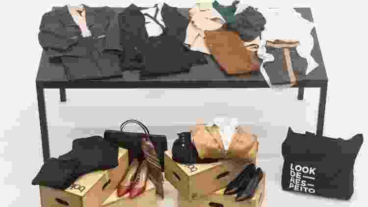 Doações de roupas e acessórios corporativos podem ser entregues na sede da agência Bold, em São Paulo (SP) - Divulgação