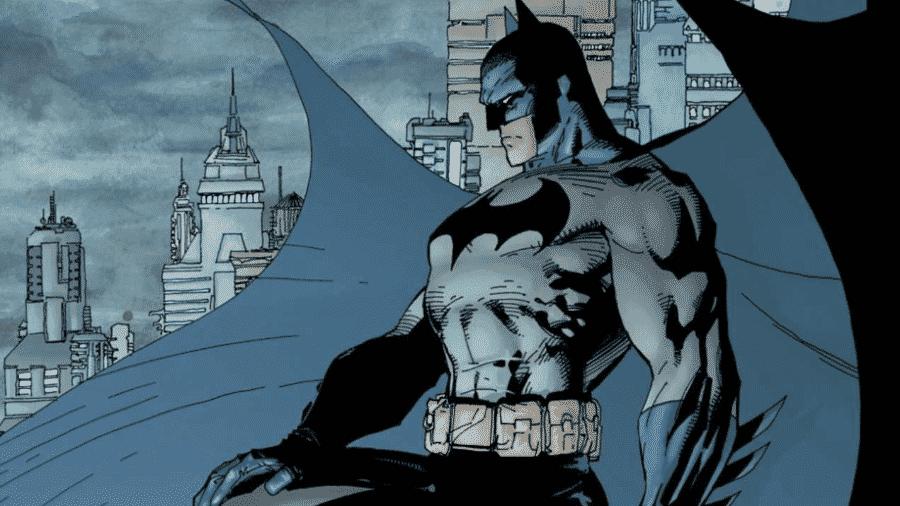 Batman nas HQs - Reprodução