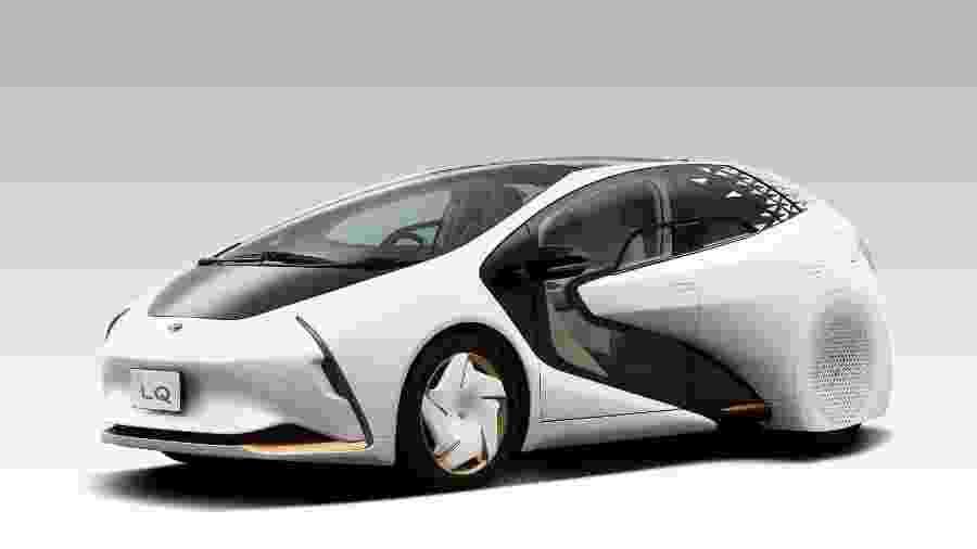Toyota LQ Concept - Divulgação