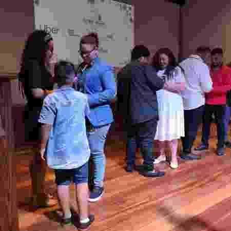 18 casais se casaram no 3º Casamento Coletivo Igualitário  - Breno Damascena