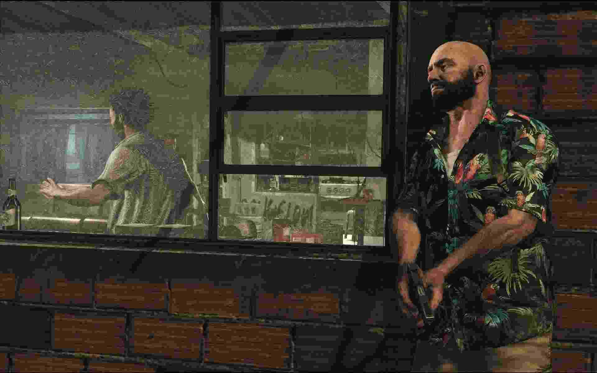 Max Payne 3 - Divulgação