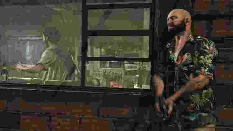 Max Payne 3 Review 1 - Divulgação - Divulgação