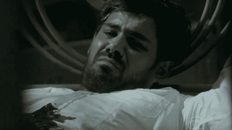 Juliano Cazarré em cena de Amor à Vista - Reprodução