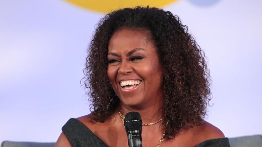 Michelle Obama aconselhou mulheres a não apressarem o casamento - Scott Olson/Getty Images