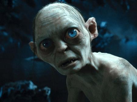 O Hobbit': Andy Serkis, o Gollum, faz maratona de 12 horas de ...