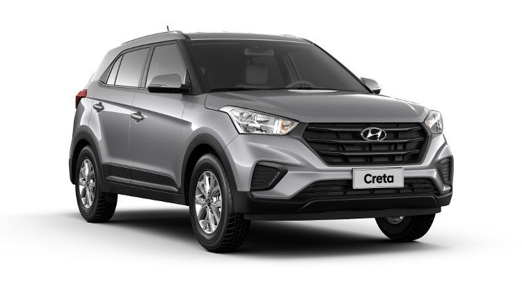Hyundai Creta Attitude - Divulgação - Divulgação