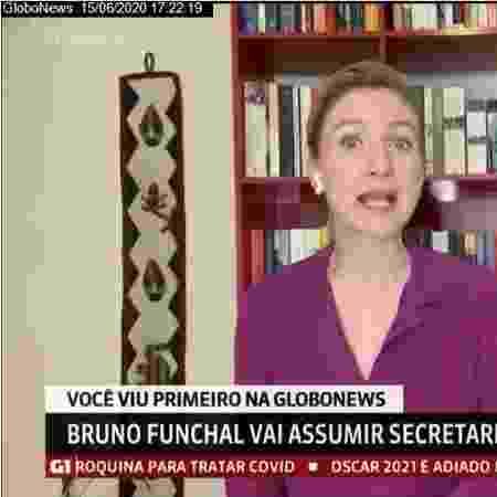 GloboNews - Reprodução - Reprodução
