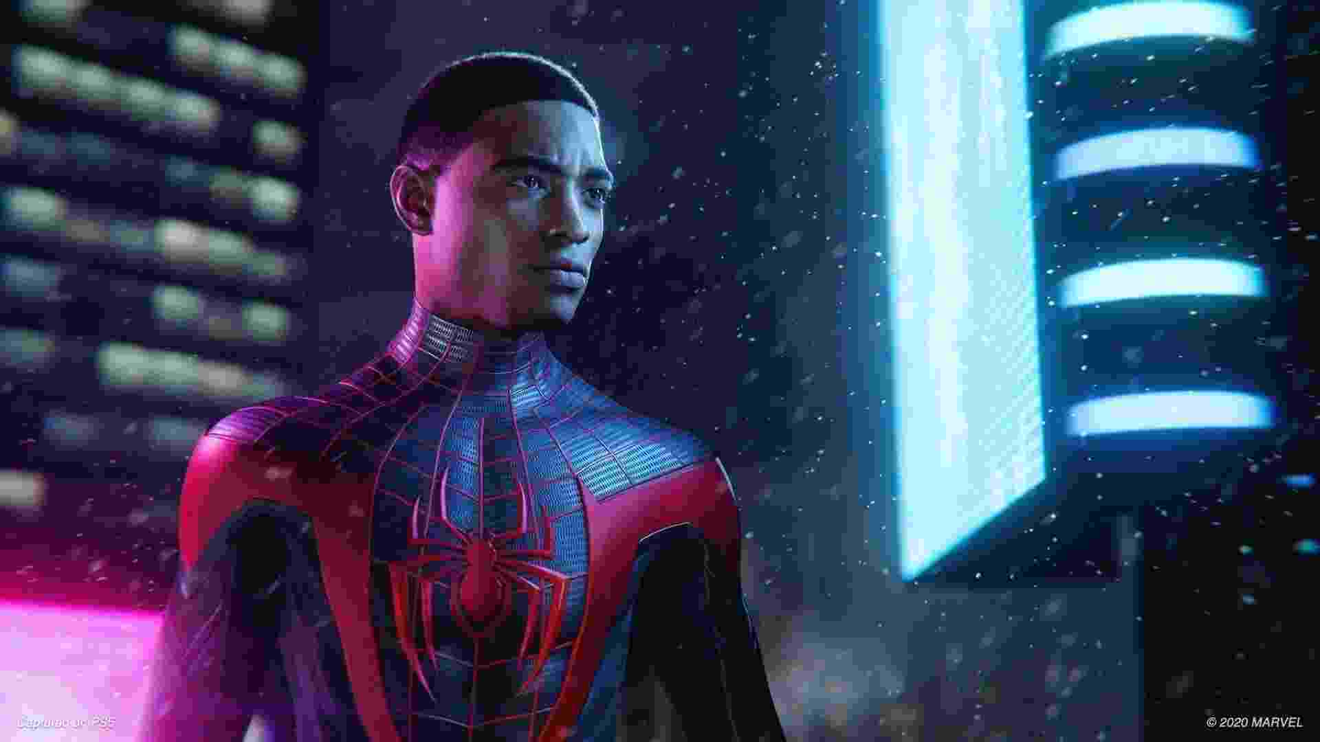 Spider-Man: Miles Morales - Reprodução