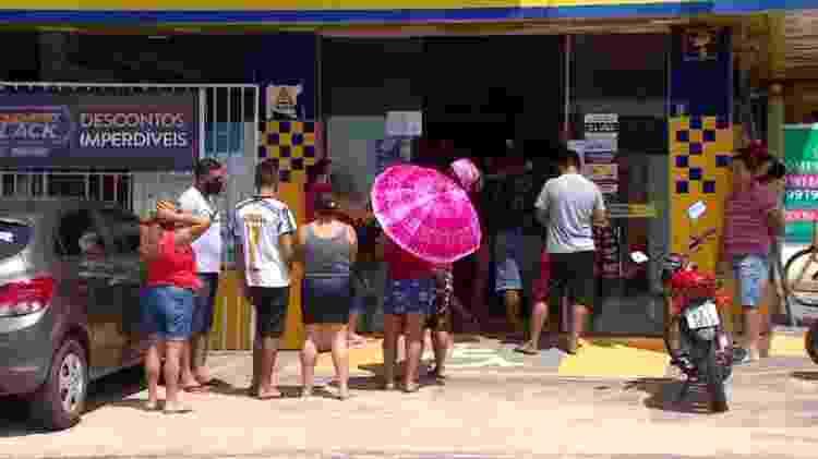 Centro de Macapá - Nixon Franck/Rede Amazônica/Folhapress - Nixon Franck/Rede Amazônica/Folhapress