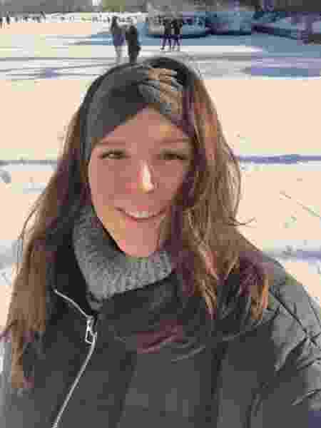 Paola Sabatini Silveira - Arquivo pessoal - Arquivo pessoal