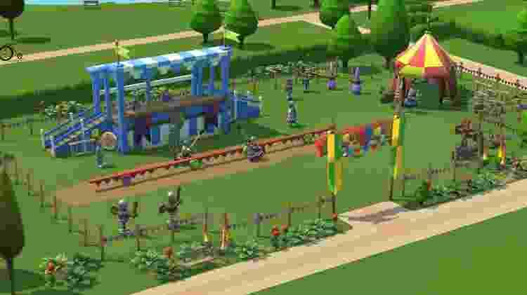 Two Point Campus game - Divulgação/Sega - Divulgação/Sega
