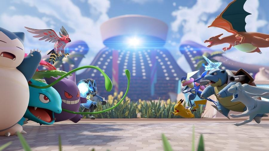Pokémon Unite - Divulgação/Nintendo