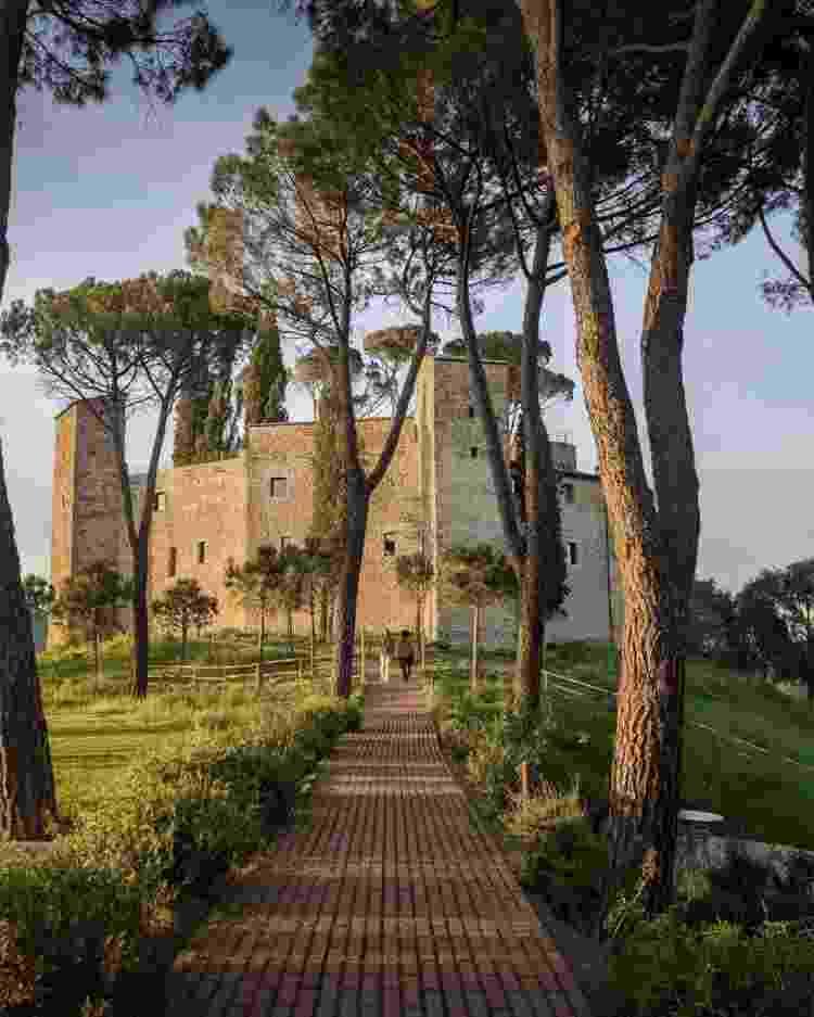 Hotel Reschio fica em um castelo de mais de mil anos (20) - Divulgação - Divulgação