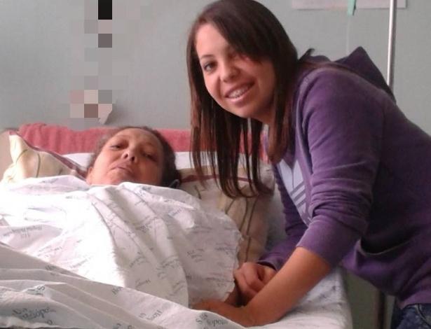 doentes terminais | Laís Lindolfo, 21 anos, atendente de call center, de Santo André (SP)