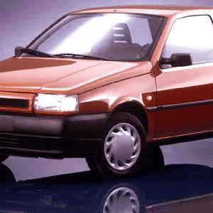 Fiat Tipo 1993 - Divulgação