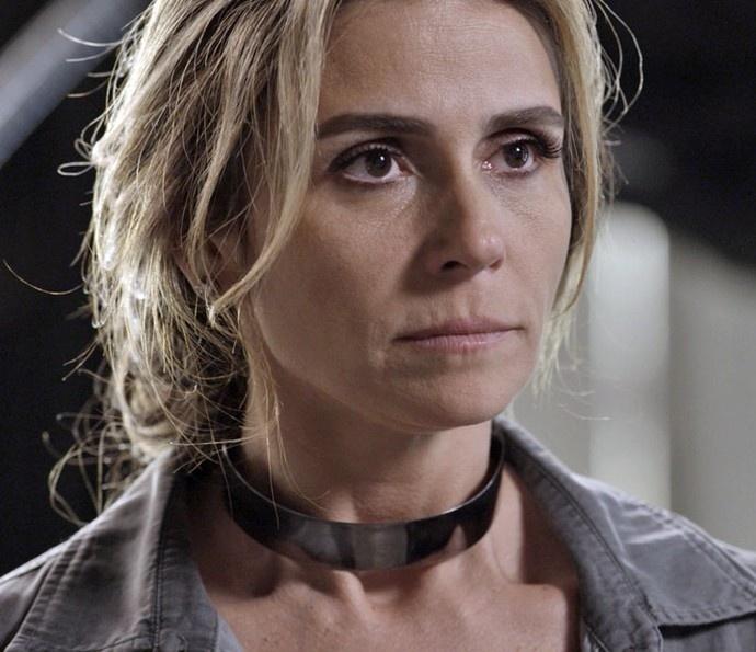 Atena vai virar prisioneira do ex-marido em