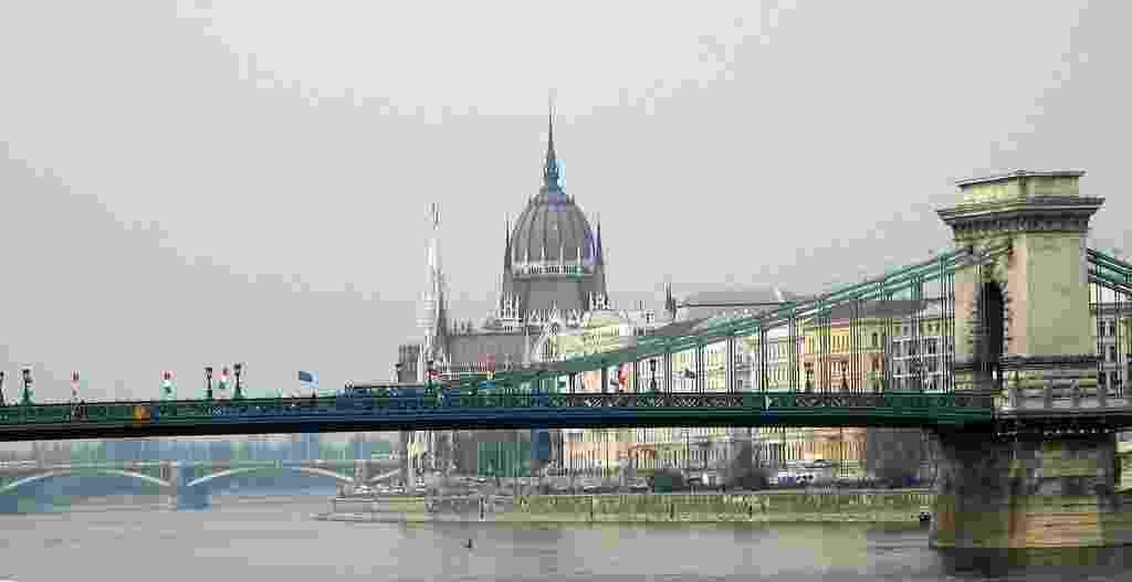 Budapeste, Hungria - Gareth Williams/Creative Commons