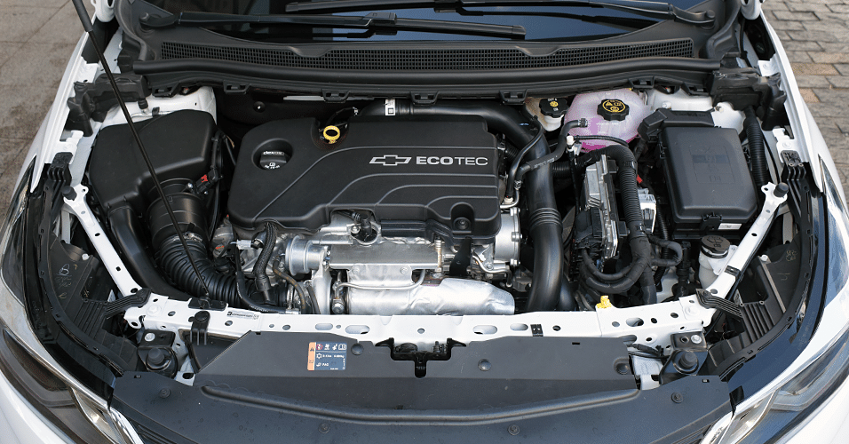 Chevrolet Cruze LTZ 2017Chevrolet Cruze Turbo LTZ 2017