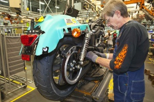 Divulgação/Harley-Davidson