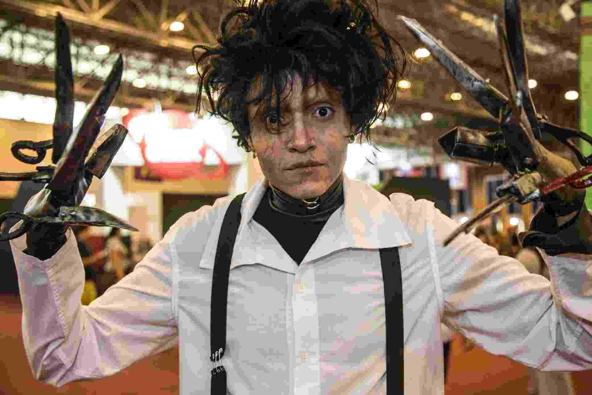Comic Con Experience faz sua primeira edição no Recife, no Centro de Convenções de Pernambuco - Roberta Guimarães/UOL