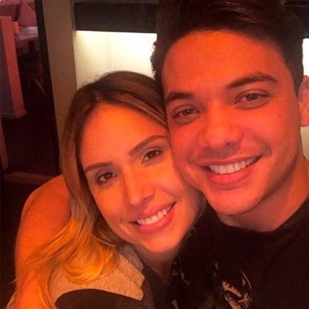 Wesley Safadão e a mulher Thyane Dantas serão pais novamente  - Reprodução/Instagram