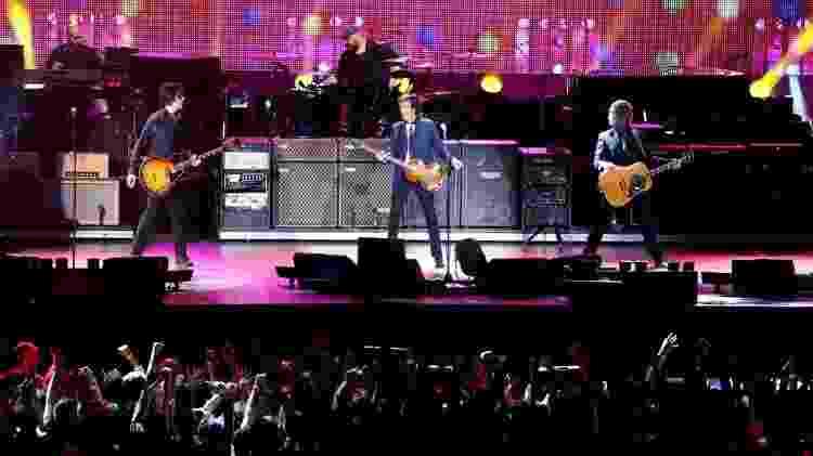 12.nov.2014 - Paul McCartney faz show no Rio, no HSBC Arena - Fernando Maia/UOL