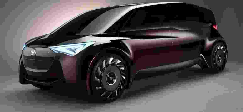 Toyota Fine-Comfort Ride será apresentado no Salão de Tóquio, nesta semana - Divulgação