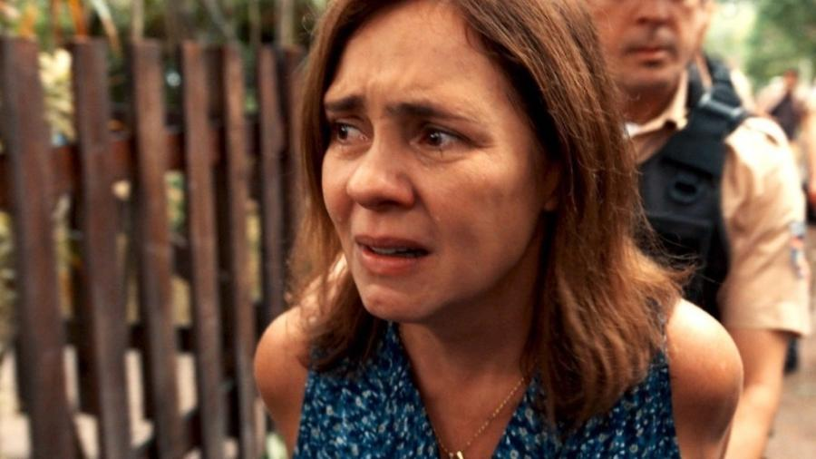 "Adriana Esteves na minissérie ""Justiça"" - Reprodução/Instagram/walcyrcarrasco"