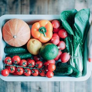 Dieta alcalina é rica em vegetais