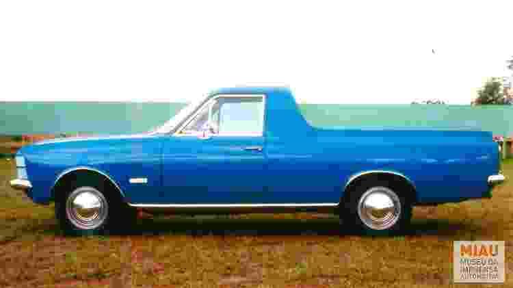 Chevrolet Opalete - Museu da Imprensa Automotiva - Museu da Imprensa Automotiva