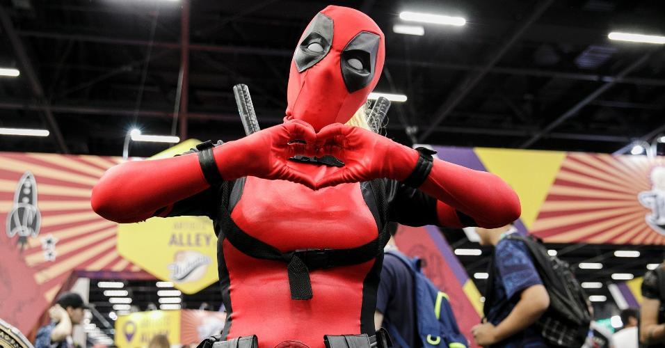 O anárquico herói da Marvel também ganhou versão feminina