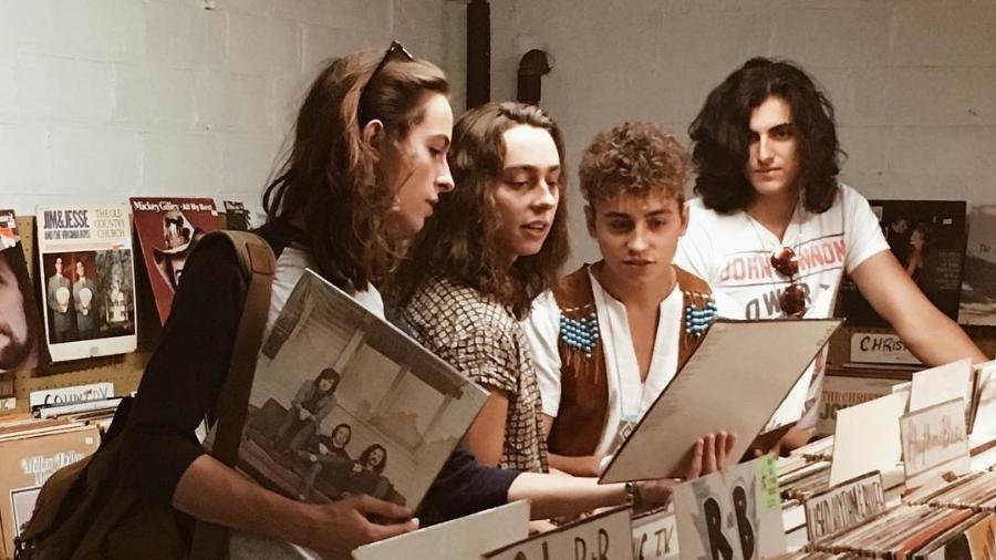 Banda Greta Van Fleet - Reprodução/Instagram