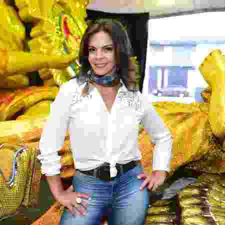 Sula Miranda  - Léo Franco/AgNews