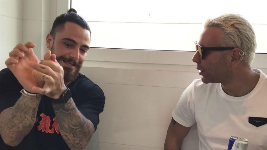 Felipe Tito e Matheus Mazzafera - Reprodução/YouTube