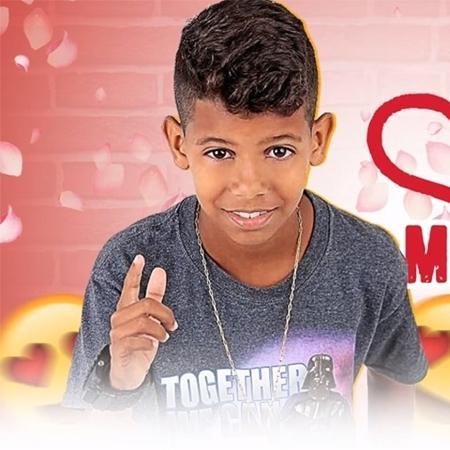 MC Bruninho - Reprodução